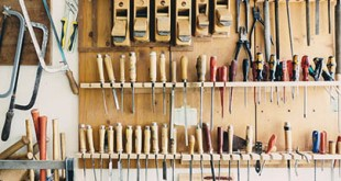 How to Organize Your Garage Using What You Already Have