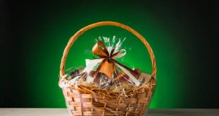 Gift Wrapping: Baskets