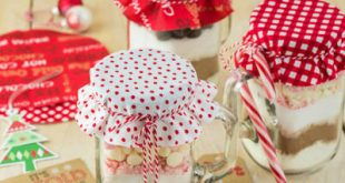 Gift Wrap Ideas: Cans, Pots and Jars