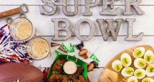 Planning a Super Bowl Party