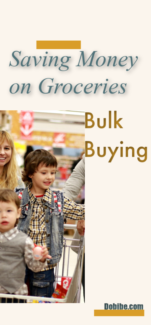 Saving money buying in bulk works if you follow a small list of rules-track prices, don\'t overstock, know your product and watch expiry. Armed with these rules you should be able to make beneficial purchases in bulk.