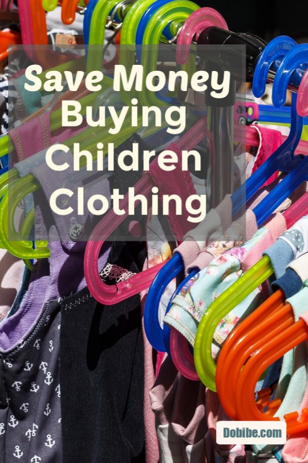 The family budget can be strained unless you actively work on saving money buying children\'s clothing for the new school year.